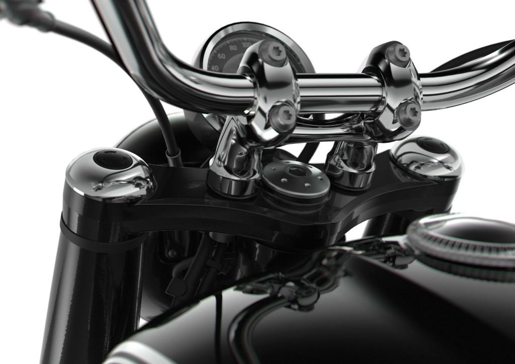 画像12: BMWの新型クルーザー「R18」が正式発表!1800ccの史上最大ビッグボクサーエンジンの詳細が明らかに!