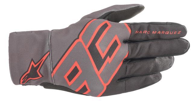 画像3: MotoGPファン必見! 数量限定の〈マルク・マルケス〉コラボグローブが一挙4色発売! アルパインスターズ「アラゴングローブ」