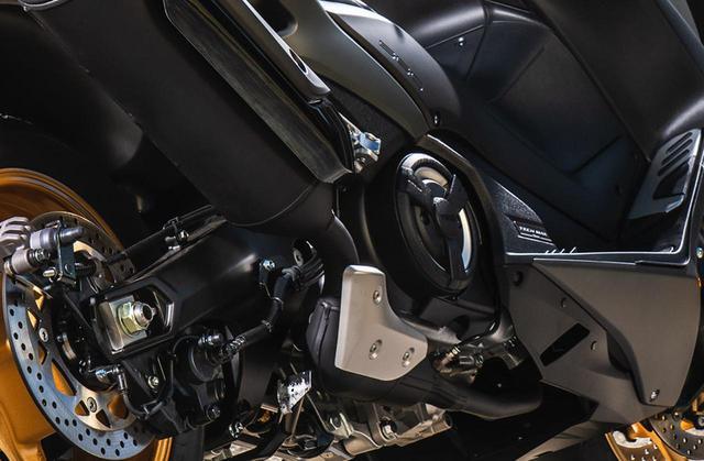 画像1: ヤマハ「TMAX560 TECH MAX ABS」「TMAX560 ABS」の概要