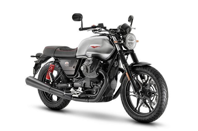 画像: MOTO GUZZI「V7 III Stone S」 総排気量:744cc/メーカー希望小売価格:129万8000円