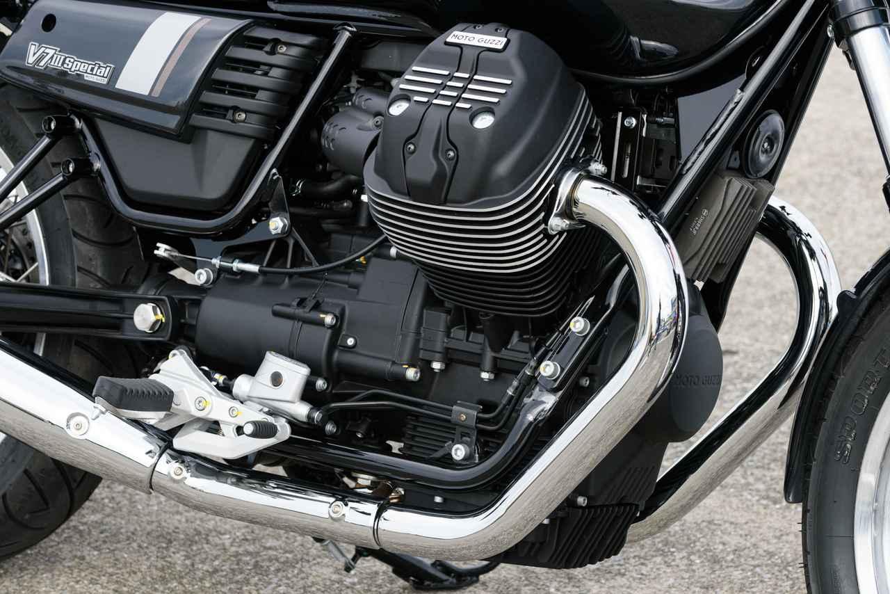 Images : 6番目の画像 - V7 III スペシャルの写真をもっと見る! - webオートバイ