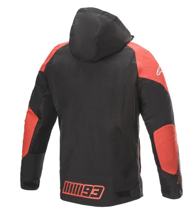 画像4: MotoGP王者〈マルク・マルケス〉コラボジャケットの2020年モデルが完成! アルパインスターズ「ブルノエアージャケット」
