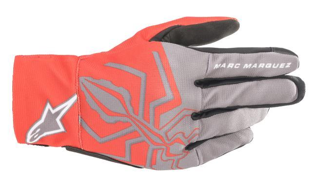 画像4: MotoGPファン必見! 数量限定の〈マルク・マルケス〉コラボグローブが一挙4色発売! アルパインスターズ「アラゴングローブ」
