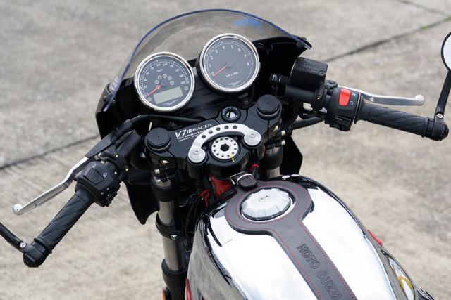 画像2: 記念モデル、MOTO GUZZI「V7Ⅲ RACER 10th ANNIVERSARY」