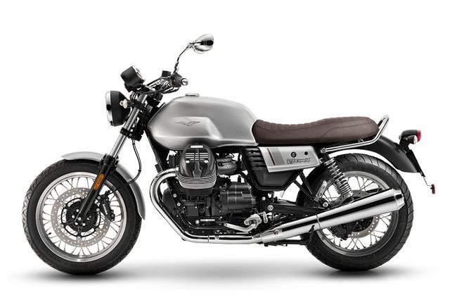 画像5: モト・グッツィの魅力全開! 古き良き70年代のデザインを蘇らせた「V7 III スペシャル」が新発売