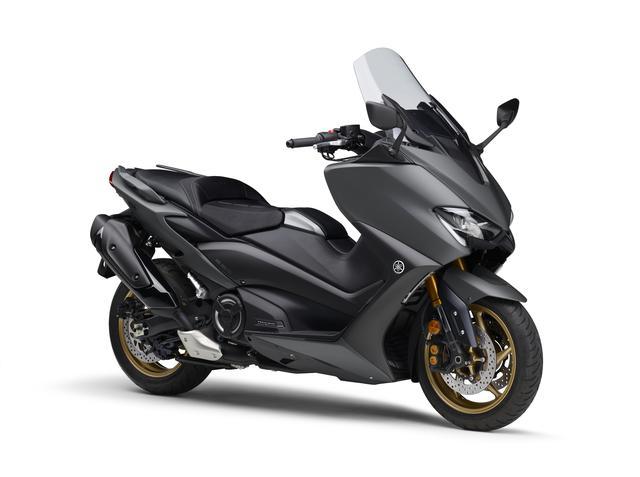 画像2: ヤマハ新型TMAXの発売日は2020年5月8日! 新設計エンジンを搭載した「TMAX560 TECH MAX ABS」「TMAX560 ABS」