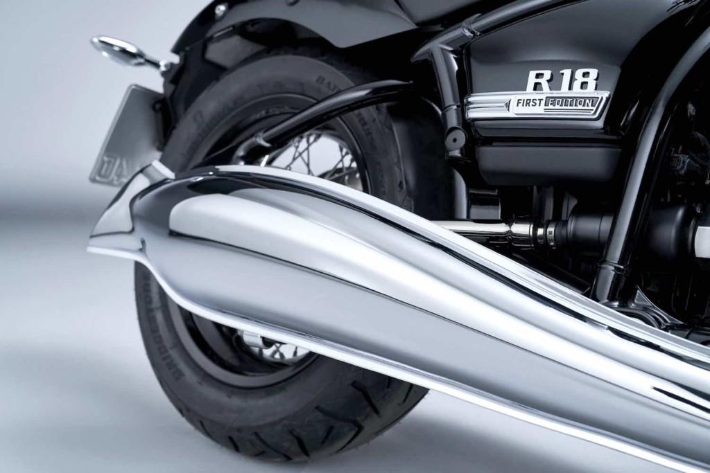 画像6: BMWの新型クルーザー「R18」が正式発表!1800ccの史上最大ビッグボクサーエンジンの詳細が明らかに!