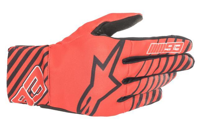 画像1: MotoGPファン必見! 数量限定の〈マルク・マルケス〉コラボグローブが一挙4色発売! アルパインスターズ「アラゴングローブ」