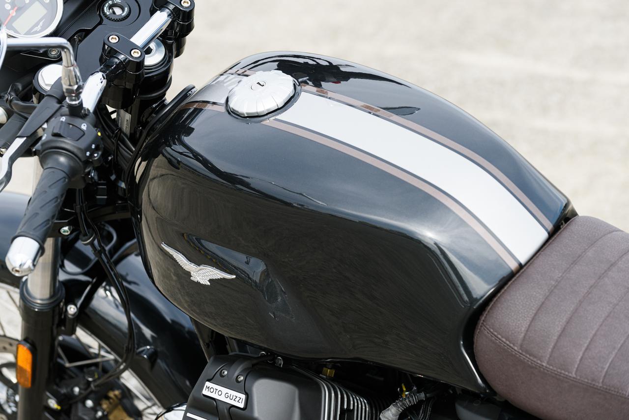 Images : 13番目の画像 - V7 III スペシャルの写真をもっと見る! - webオートバイ