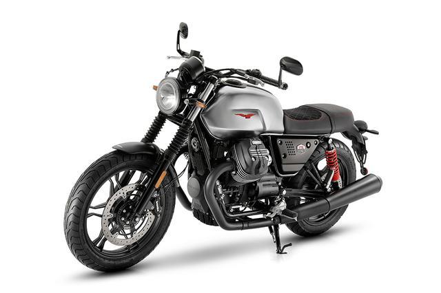 画像4: 往年のスポーツモデルを想起させるファクトリーカスタム車・MOTO GUZZI「V7 III Stone S」