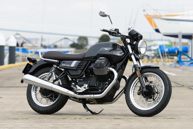 画像: MOTO GUZZI「V7 III Special」 発売日:2020年4月1日(水)(※受注開始、出荷は5月中旬~予定) メーカー希望小売価格(税込):117万7000円