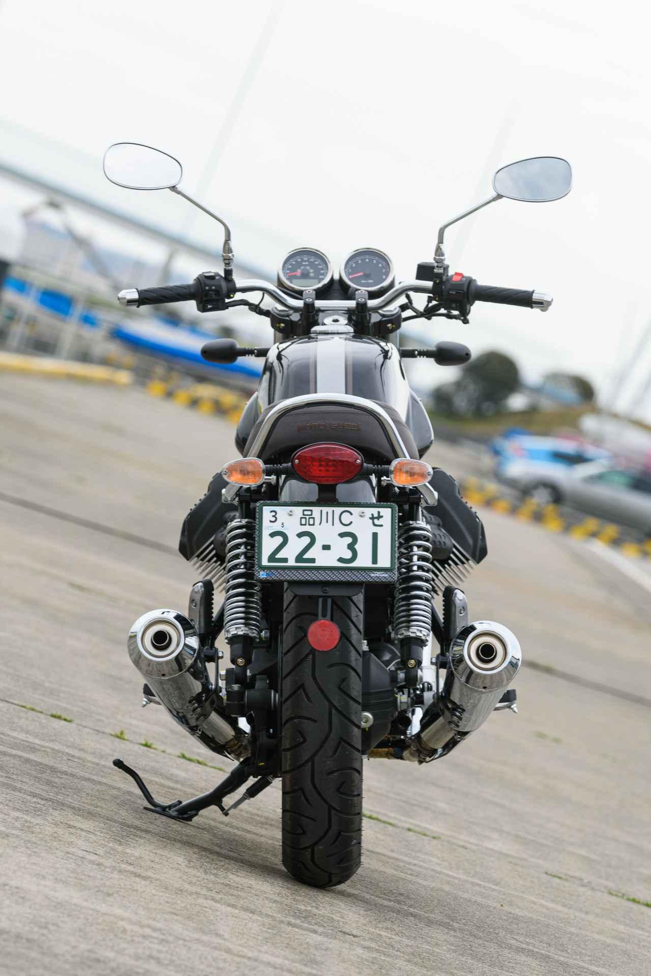 Images : 2番目の画像 - V7 III スペシャルの写真をもっと見る! - webオートバイ