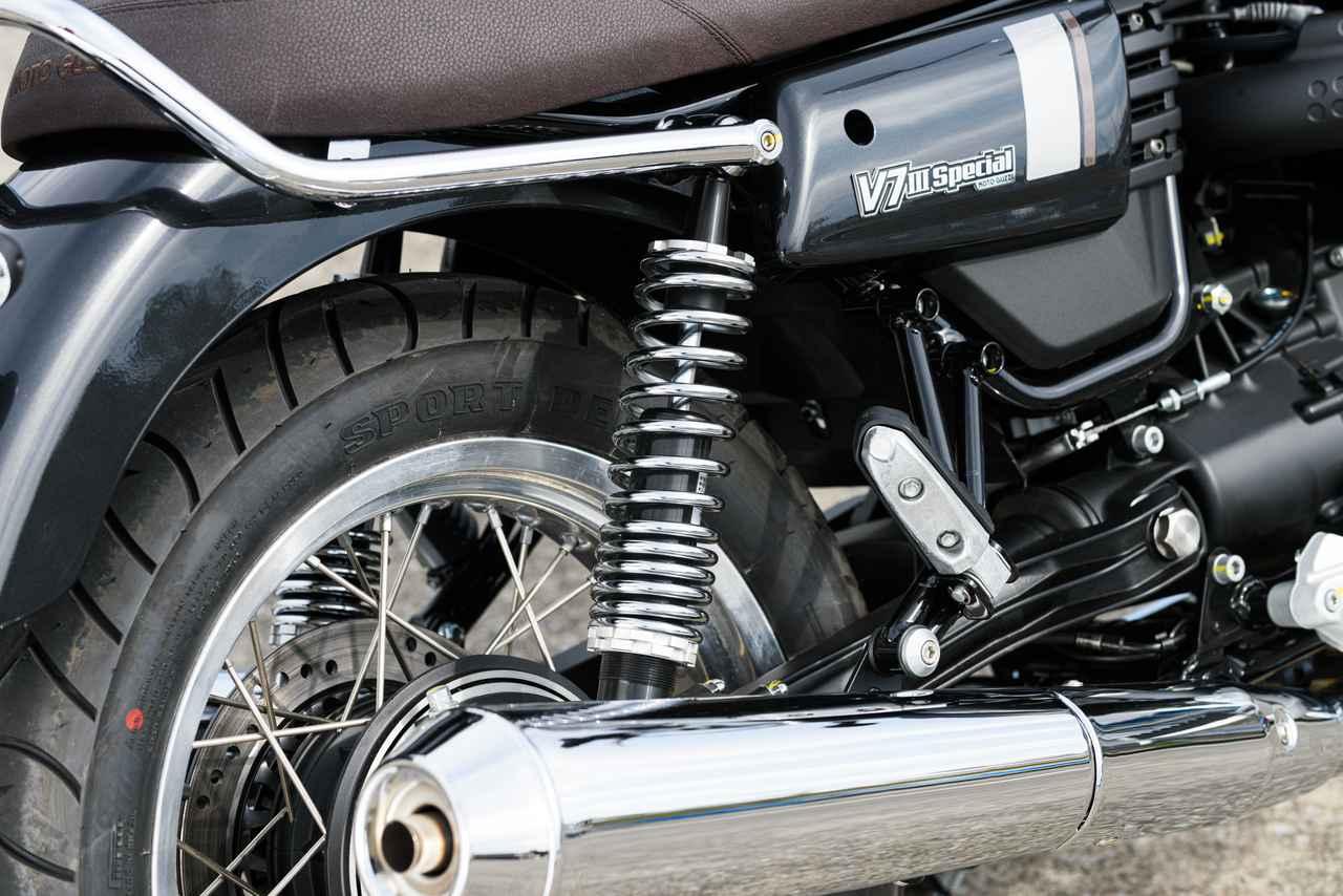 Images : 11番目の画像 - V7 III スペシャルの写真をもっと見る! - webオートバイ