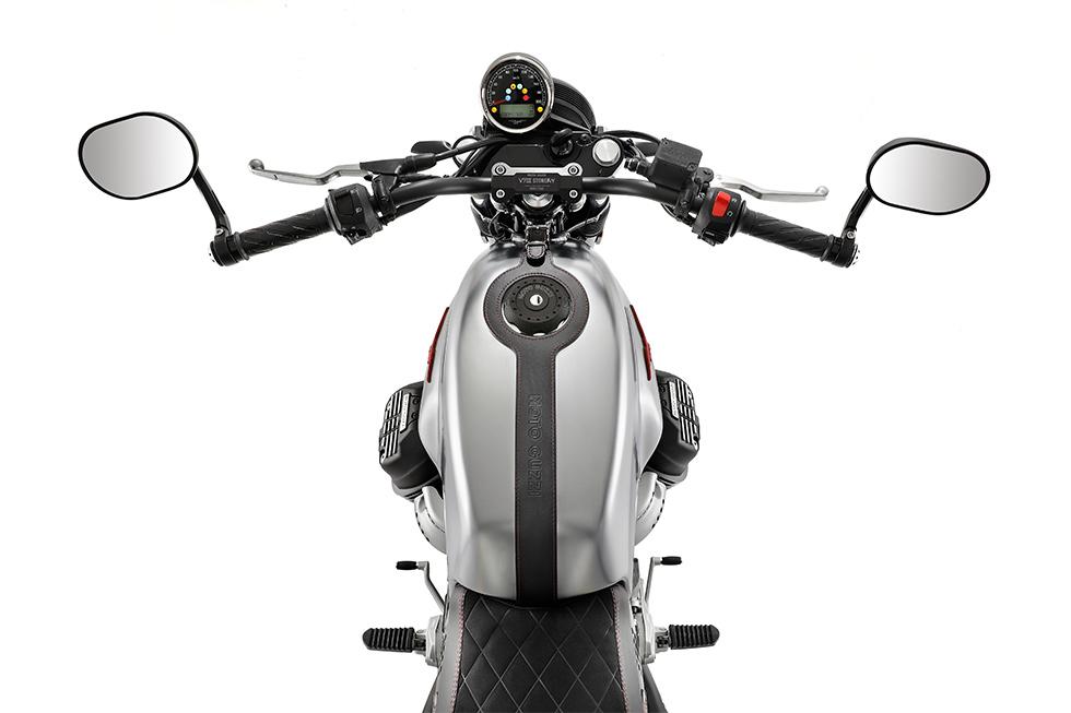 Images : 2番目の画像 - モト・グッツィ「V7 III Stone S」の写真をもっと見る! - webオートバイ