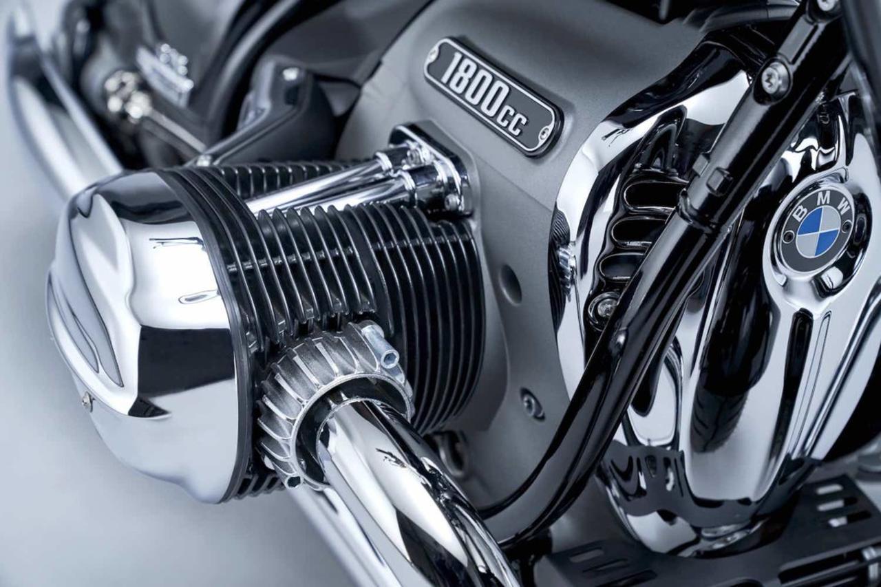 画像4: BMWの新型クルーザー「R18」が正式発表!1800ccの史上最大ビッグボクサーエンジンの詳細が明らかに!