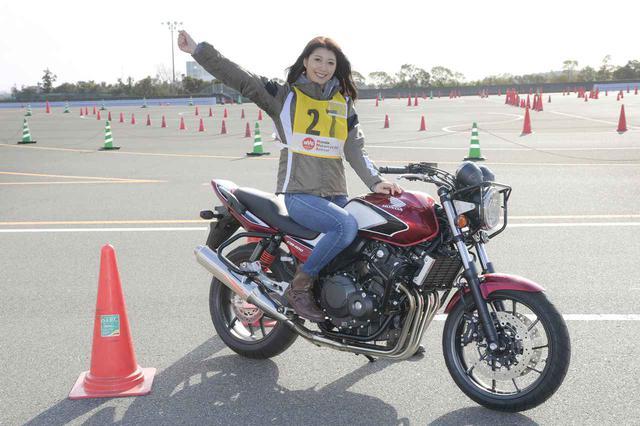 画像: レポートはこちら! 鈴鹿の「STEC」で特訓してきました‼(大関さおり) - webオートバイ