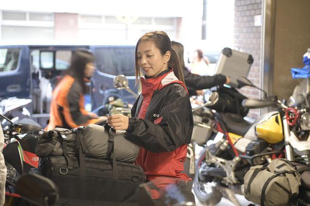 画像: webオートバイをご覧のみなさん、こんにちは!Rurikoです。