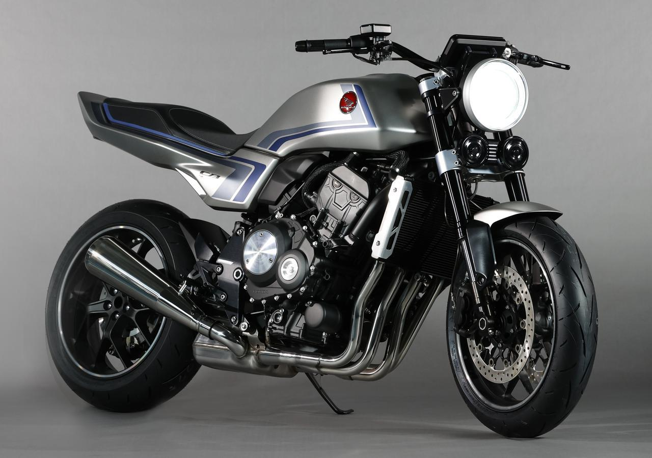 画像: ホンダ「CB-F コンセプト」スタイリング解説! あらゆる角度から見るCB-F - webオートバイ