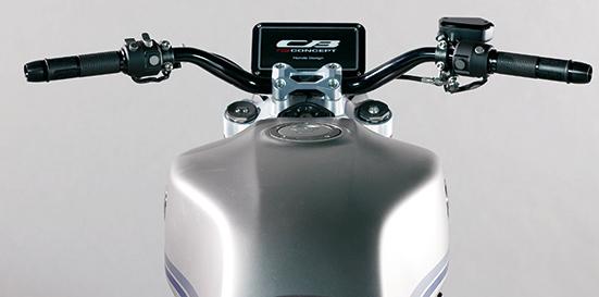 Images : 2番目の画像 - CB-Fコンセプトの写真をまとめて見る! - webオートバイ