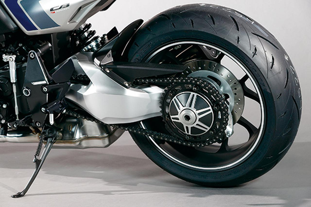 Images : 5番目の画像 - CB-Fコンセプトの写真をまとめて見る! - webオートバイ
