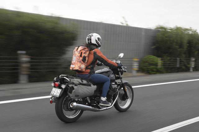 画像5: 【女子部キャンツー 2/6】MOTOGUZZI V7III SPECIAL × 梅本まどか 編