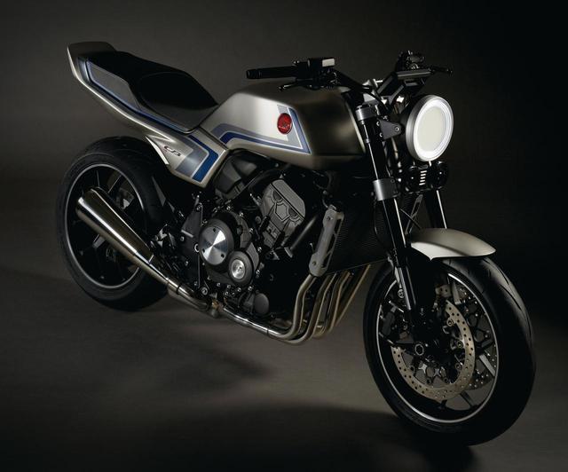 画像: ホンダが「CB-F CONCEPT」の概要はこちら! - webオートバイ