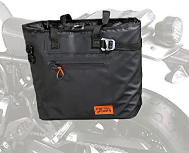画像: Amazon   ドッペルギャンガー ターポリンシングルサイドトートバッグ
