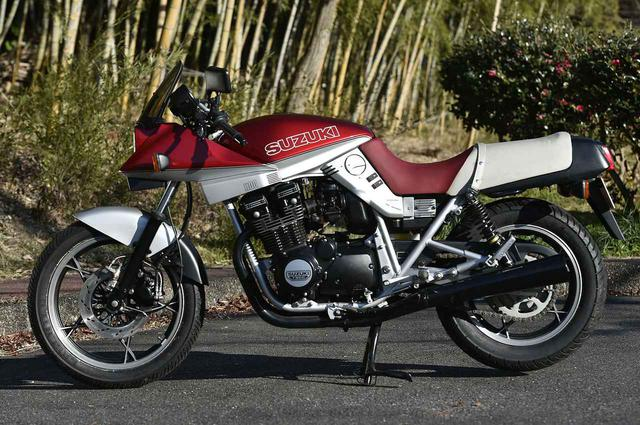 画像: THE〝FACTORY STOCK〟1991 GSX1100S SSL