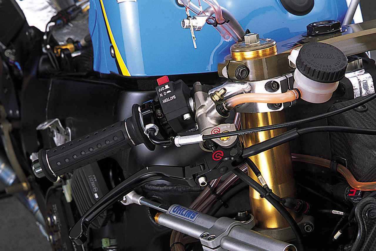 画像1: 【MotoGP創成期】SUZUKI GSV-R(2006)徹底解剖<No.03>「990㏄時代最後の2006年型GSV-R」