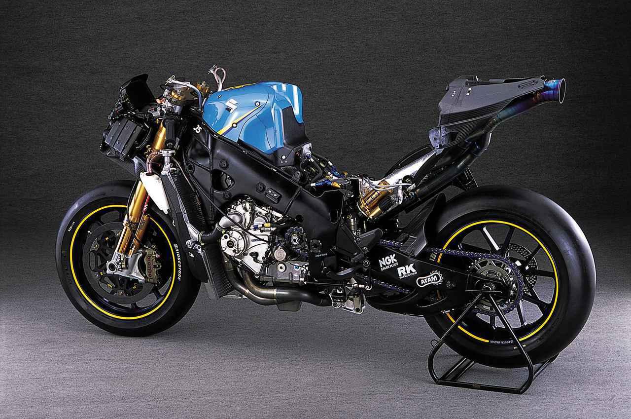 画像6: 990cc最後の2006年シーズンに挑みつつ800cc時代の基礎を作った革新的マシン