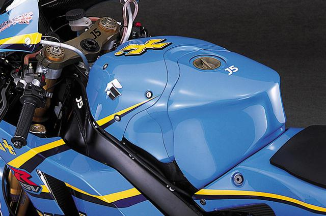 画像5: 【MotoGP創成期】SUZUKI GSV-R(2006)徹底解剖<No.03>「990㏄時代最後の2006年型GSV-R」
