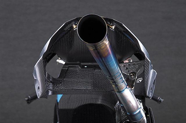 画像9: 【MotoGP創成期】SUZUKI GSV-R(2006)徹底解剖<No.03>「990㏄時代最後の2006年型GSV-R」