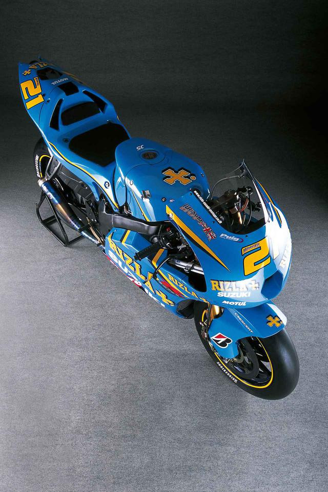 画像1: 990cc最後の2006年シーズンに挑みつつ800cc時代の基礎を作った革新的マシン