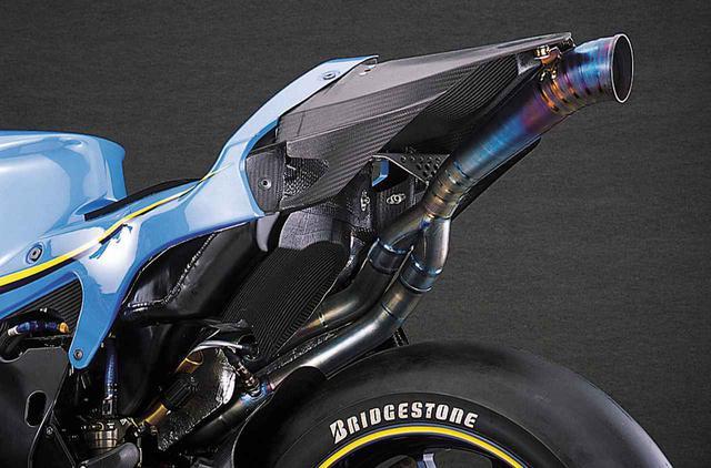 画像8: 【MotoGP創成期】SUZUKI GSV-R(2006)徹底解剖<No.03>「990㏄時代最後の2006年型GSV-R」