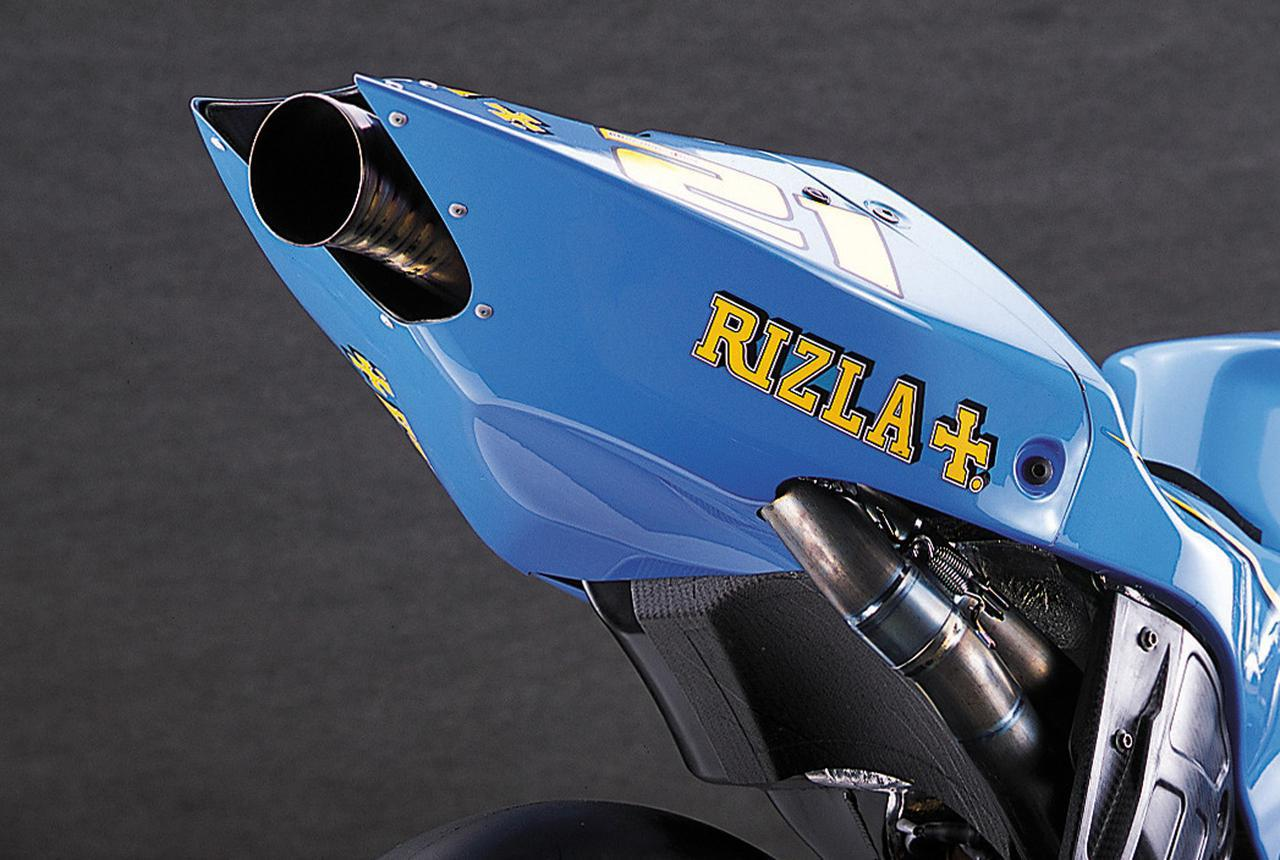 画像7: 【MotoGP創成期】SUZUKI GSV-R(2006)徹底解剖<No.03>「990㏄時代最後の2006年型GSV-R」