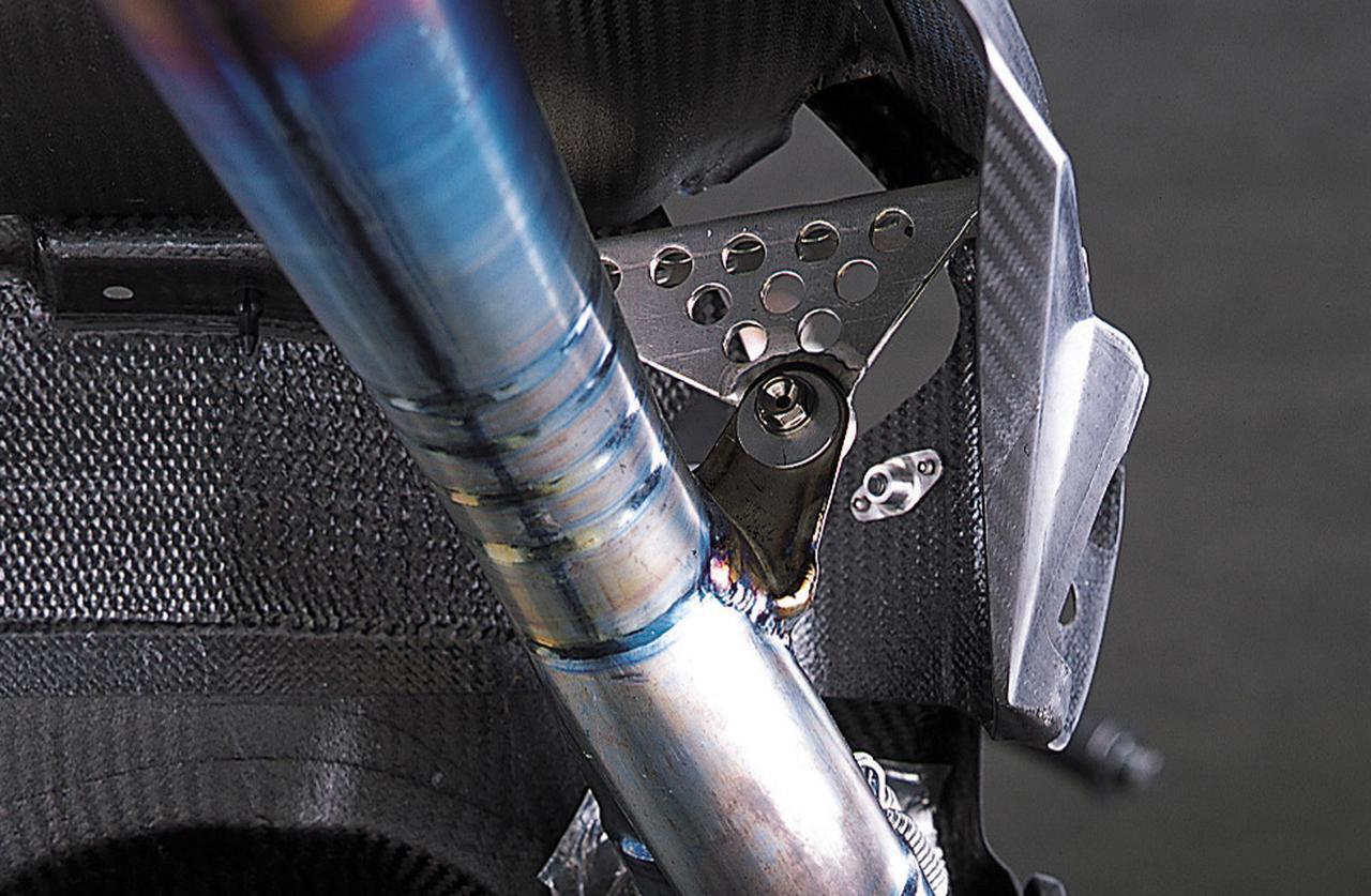 画像10: 【MotoGP創成期】SUZUKI GSV-R(2006)徹底解剖<No.03>「990㏄時代最後の2006年型GSV-R」