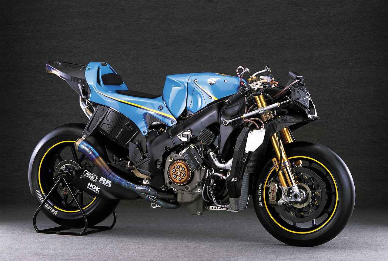 画像5: 990cc最後の2006年シーズンに挑みつつ800cc時代の基礎を作った革新的マシン