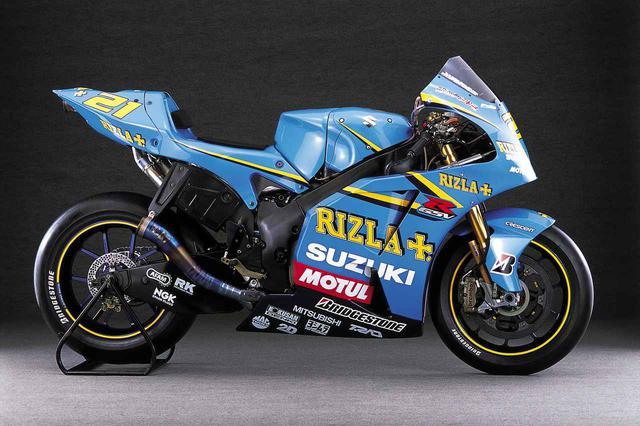 画像3: 990cc最後の2006年シーズンに挑みつつ800cc時代の基礎を作った革新的マシン