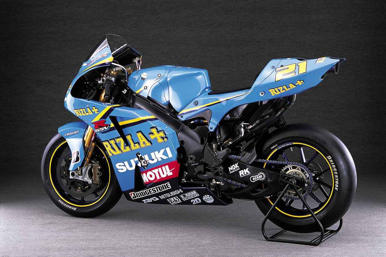 画像4: 990cc最後の2006年シーズンに挑みつつ800cc時代の基礎を作った革新的マシン