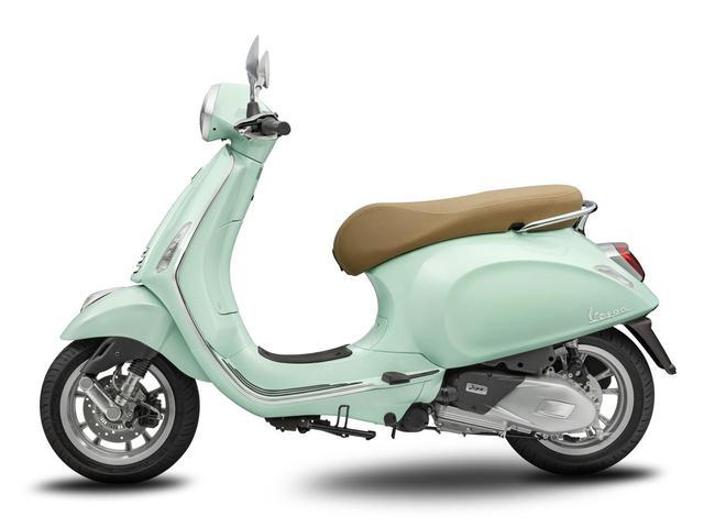 画像3: Vespa Primavera 125ABS / 150 ABS リラックスグリーン
