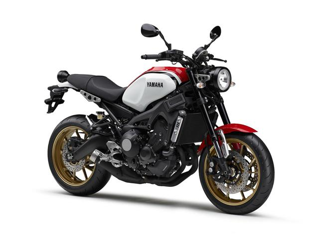 画像: ヤマハ「XSR900 ABS」(国内・2020年モデル)