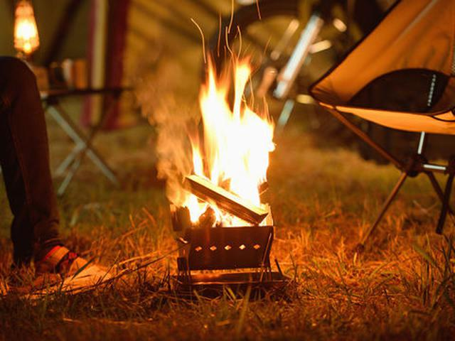 画像5: キャンプツーリングにおすすめの軽量「焚き火台」を考察! コスパに優れるコンパクトなバイク乗り向けの製品を紹介【編集部員の自腹インプレ】
