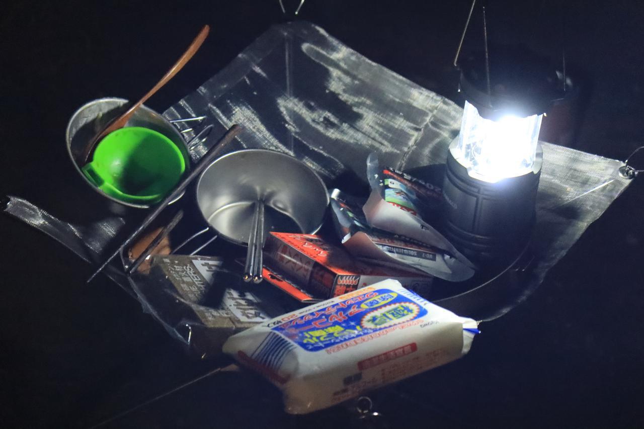 画像4: キャンプツーリングにおすすめの軽量「焚き火台」を考察! コスパに優れるコンパクトなバイク乗り向けの製品を紹介【編集部員の自腹インプレ】