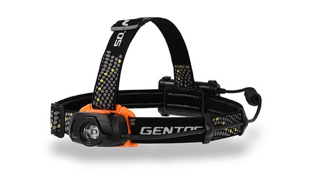 画像6: キャンプツーリングから災害時まで役に立つヘッドライト|日本メーカー「ジェントス」が新型モデルを一挙3製品リリース