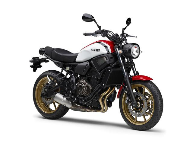 画像: ヤマハ「XSR700 ABS」(国内・2020年モデル)