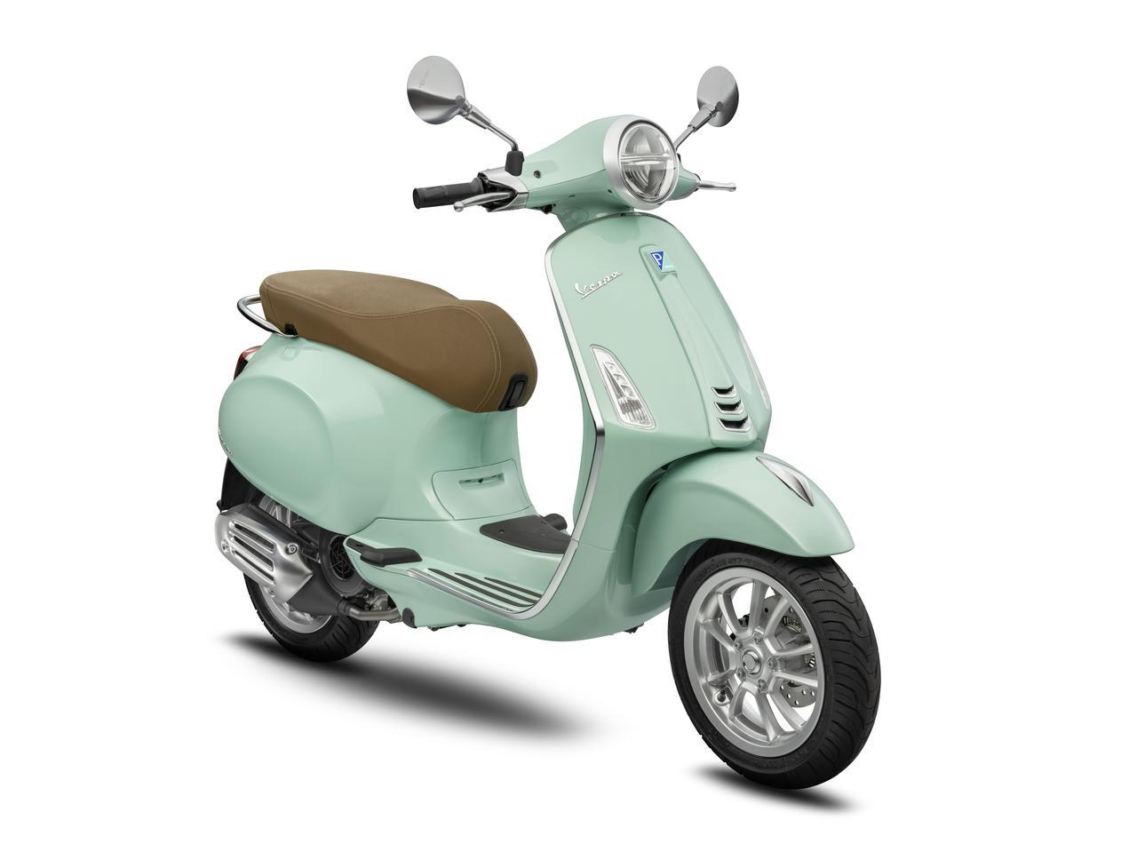 画像1: Vespa Primavera 125ABS / 150 ABS リラックスグリーン