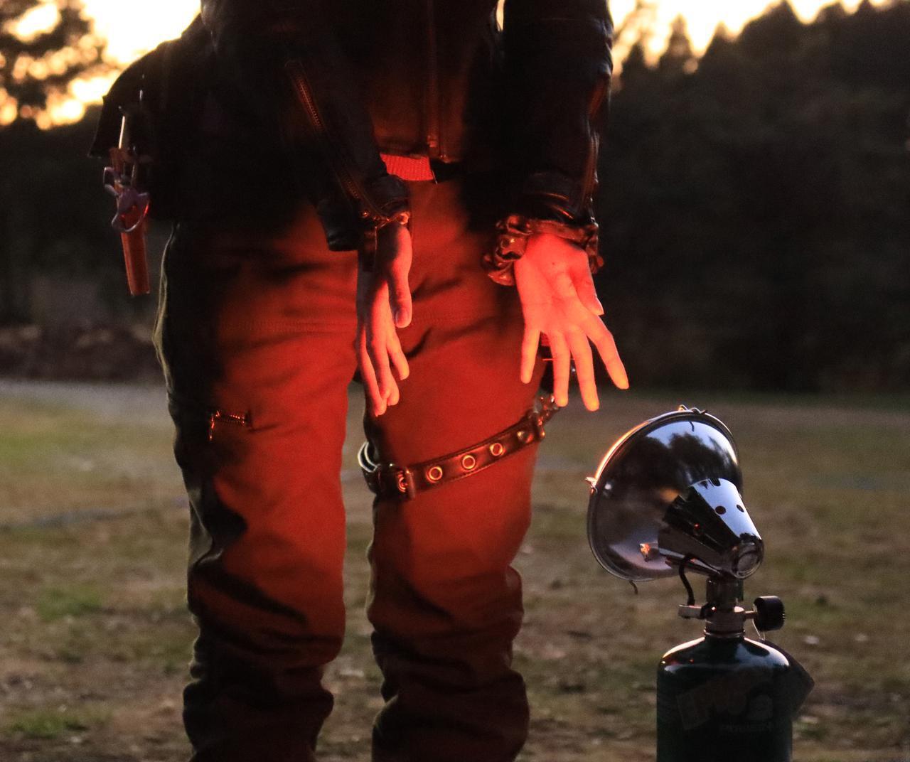 画像: キャンプツーリング テクニック&アイテム集! キャンプ好きスタッフの寒さ対策【編集部員の冬休み】 - webオートバイ