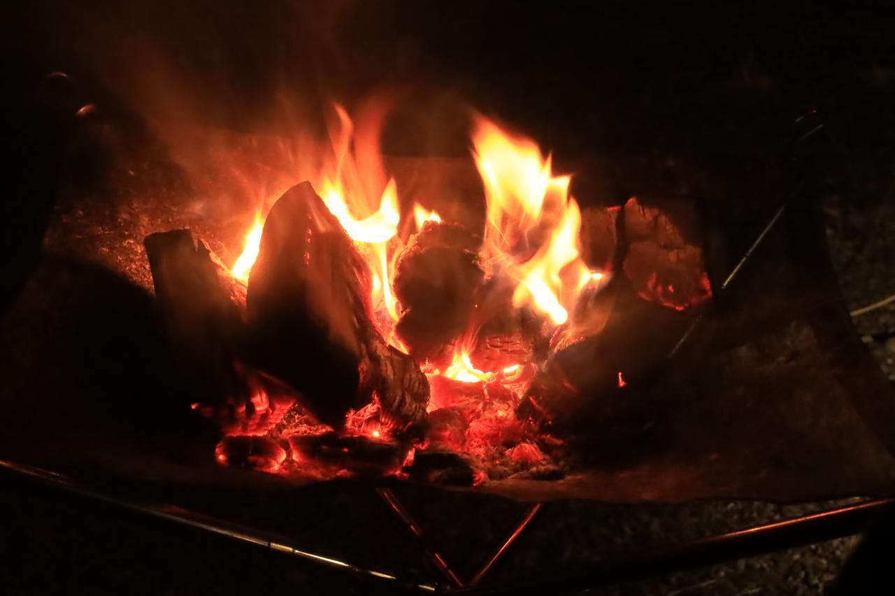 画像2: キャンプ場で焚き火を楽しむには「焚き火台」がマストともいえる時代に