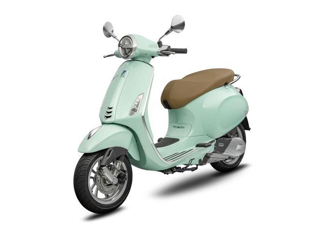 画像4: Vespa Primavera 125ABS / 150 ABS リラックスグリーン