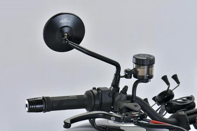 画像: LSL クラブマン BLK 右M10×1.25 正ネジ 税別:12,000円 plotonlinestore.com